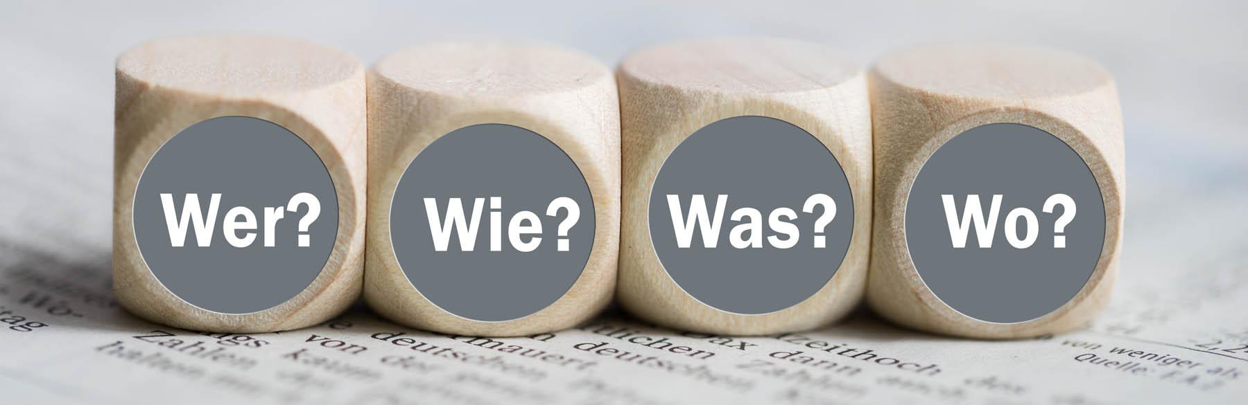 Praxis Kagu Coaching Hannover FAQ Wuerfel